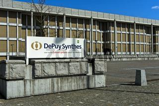 Europa-Hauptsitz von DePuy Synthes, Zuchwil, Schweiz