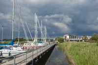 Naturhafen in Baabe-Moritzdorf