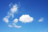 blue sky texture