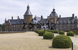 Wasserburg Anholt, Wasserschloss, Parkhotel, Isselburg NRW