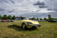 Executive car Citroen DS.