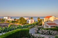 Holiday beach villas for rent on Cyprus