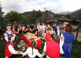 Lazarki day is a Bulgarian traditional festive day.