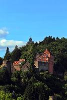 Burg Hirschhorn am Neckar