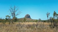 Volcanic Peak In Australia