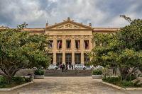 Altes Rathaus von Messina, Sizilien