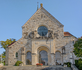 Katholische Kirche St. Johannes, Romanshorn, Kanton Thurgau, Schweiz,
