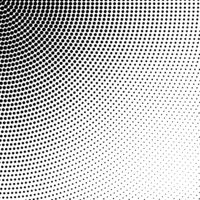 Halftone Pattern. Set of Dots. Dotted Texture. Overlay Grunge Template. Distress Linear Design. Fade Monochrome Points.