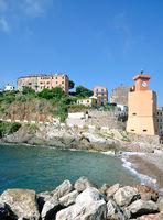 Rio Marina on Island of Elba,Tuscany,mediterranean Sea,Italy