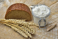 Flour, bread and cereals