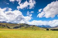 landscape New Zealand north island