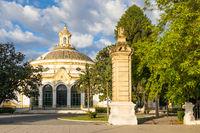 Lope de Vega Theatre, Seville, Andalusia, Spain, Europe