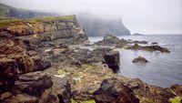 Faroe Island Coast