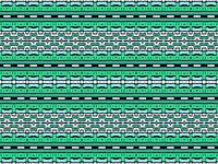 Tribal Stripes Pattern