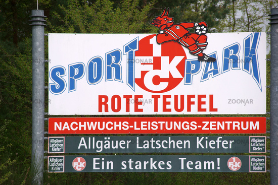 Red Devil sports park FCK