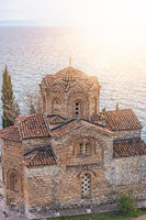 Jovan Kaneo Church in Ohrid