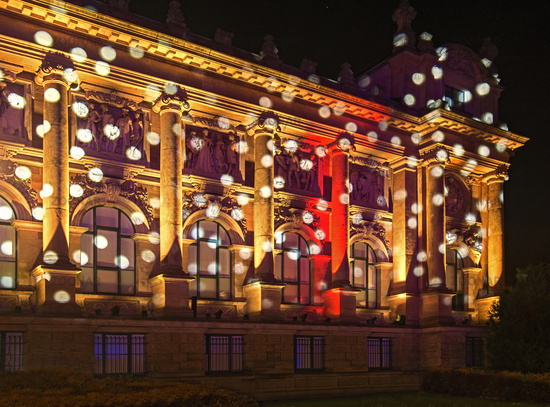 Hannover lights up, State Opera