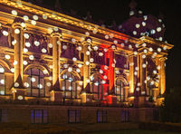 Hannover lights up, State Opera