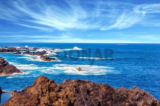 Magic travel on Madeira