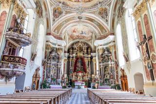 Parish Church of St. Peter in Villnoesstal