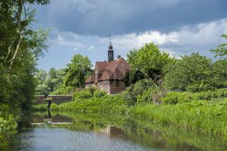 Torhaus von Gut Brodau bei Schashagen