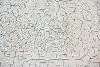 Grunge surface with cracked paint