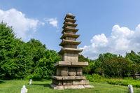 pagoda garden in seoul
