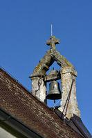 belfy; churchbell; swabian alps; chapel; Germany;