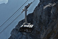 Zugspitze cable car, Ehrwald, Austria