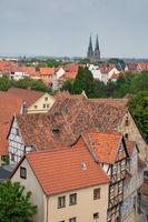 Quedlinburg, Germany, Europe
