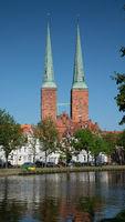 Luebeck, Germany, Europe