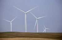 Prairie Wind Farm