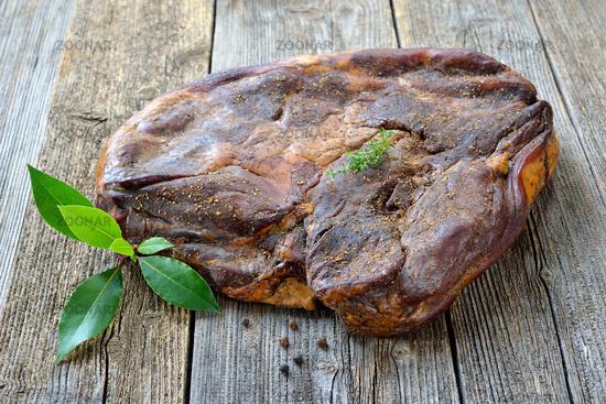 Original South Tyrolean bacon