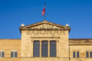 Das Museum 'Neues Museum', Berlin