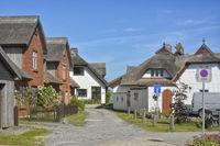 Baltic village Ahrenshoop