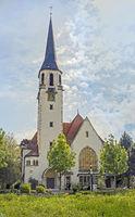 Church Lutherkirche, Singen am Hohentwiel