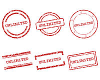 Unlimited Stempel - Unlimited stamps