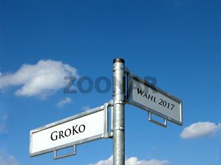 GroKo - Wahl 2017