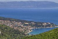 Rabac in Istrien