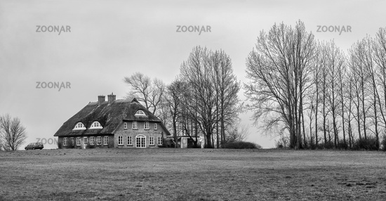 House at Buger Bodden - Ruegen