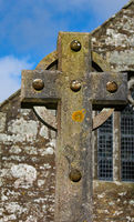 St Teath Parish Church - V -  Cornwall