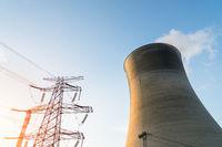 power plant landscape