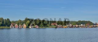 Mirow am Mirower See,Mecklenburgische Seenplatte,Mecklenburg-Vorpommern,Deutschland