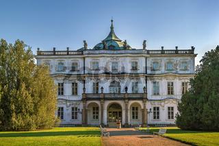 Ploskovice castle, Czech republic