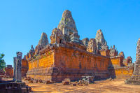 Ruins of ancient Pre Rup temple