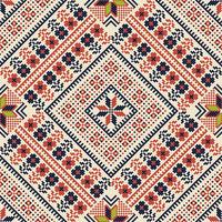 Palestinian embroidery pattern 144