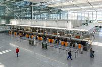 Munich Airport MUC Lufthansa Terminal 2