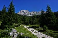 Wetterstein-Mountains, Austria, Tyrol