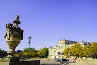 Ludwigslust Palace, Mecklenburg-West Pomerania, Germany