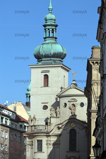 Church St.Gallus in Prague